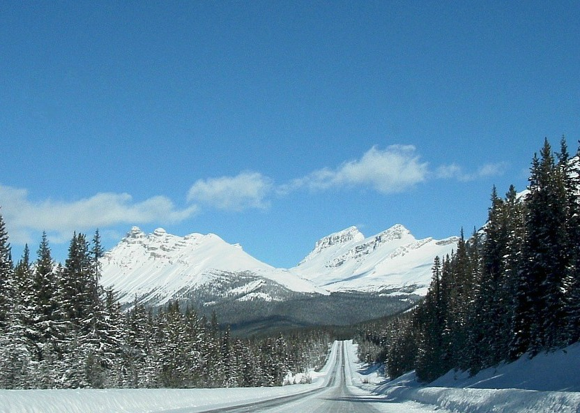 Car Hire Calgary To Banff